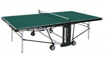 Теннисный стол Donic Indoor Roller 900 зеленый - Теннисные столы для помещений, артикул:6268