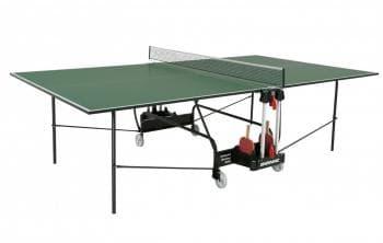 Теннисный стол Donic Indoor Roller 400 зеленый - Теннисные столы для помещений, артикул:6262