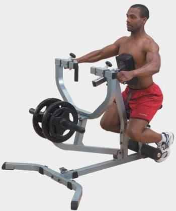 Тяга сидя Body Solid GSRM-40 - Для спины, артикул:9505