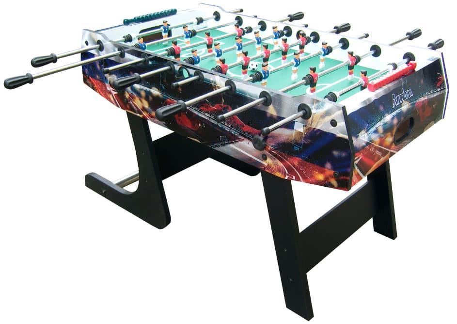 Игровой стол футбол Barcelona DFC GS-ST-1338 - Настольный футбол, артикул:3965