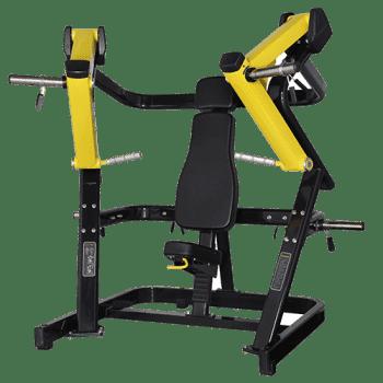 Жим от груди Bronze Gym XA-01 - Со встроенными весами, артикул:8386