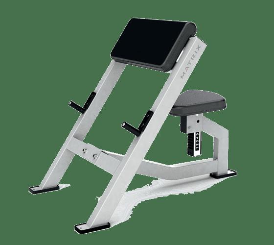 Скамья Скотта MATRIX G1-FW155 - Для мышц рук, артикул:5168