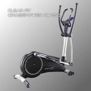 Эллиптический тренажер Clear Fit CrossPower CX 250 - Эллиптические тренажеры, артикул:10034