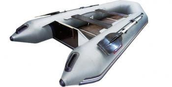 Надувная лодка Хантер 320 Л серый - Хантер, артикул:6248
