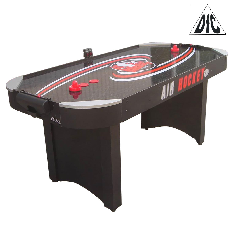 Игровой стол аэрохоккей DFC Pitsburg - Аэрохоккей, артикул:4728