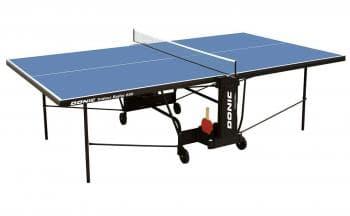 Теннисный стол Donic Indoor Roller 600 синий - Теннисные столы для помещений, артикул:6263