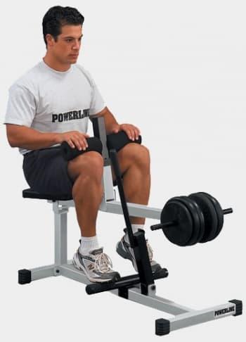 Голень сидя Powerline PSC43 - Для мышц ног, артикул:9480
