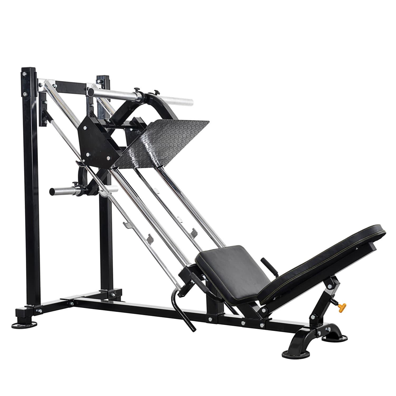 Жим ногами Powertec P-LP14 - Для мышц ног, артикул:4082