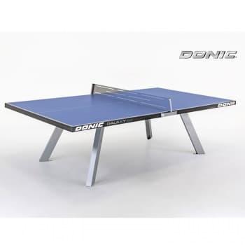 Антивандальный теннисный стол Donic GALAXY синий - Теннисные столы всепогодные, артикул:8265