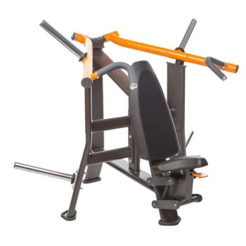 Жим от плеч AeroFit Professional Inotec Athletic Line А1 - Со свободными весами, артикул:10457