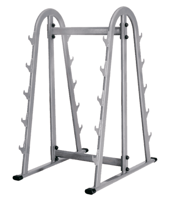 Подставка для грифов Bronze Gym H-039 - Стойки для хранения, артикул:9471