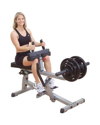 Голень сидя Body-Solid GSCR-349 - Для мышц ног, артикул:2601