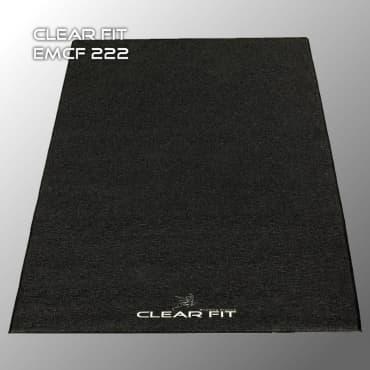 Коврик под тренажеры Clear Fit EMCF-222 - Аксесуары для тренажёров, артикул:3043
