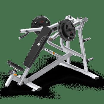 Независимая наклонная скамья для жима Matrix Magnum MG-PL14 - Со свободными весами, артикул:9244