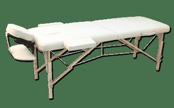 Складной массажный стол Oxygen Ecoline 50 бежевый - Массажные столы, артикул:7315