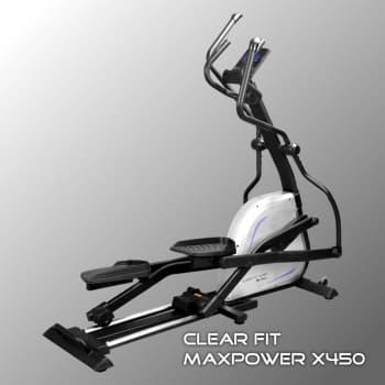 Эллиптический тренажер Clear Fit MaxPower X450 - Эллиптические тренажеры, артикул:8895