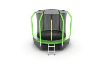 Батут Evo Jumo Cosmo 8ft (Green) + Lower net - , артикул:10780