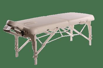 Складной массажный стол Vision Juventas II бежевый - Массажные столы, артикул:7340
