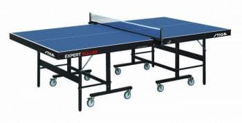 Теннисный стол Stiga Expert Roller синий - Теннисные столы для помещений, артикул:6332