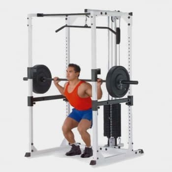 Рама для приседов Body Solid PR-82/GPR-82/PPR-82 - Силовые рамы и стойки, артикул:9503