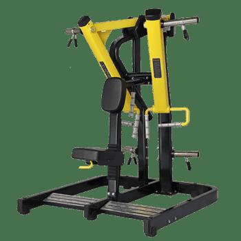 Горизонтальная тяга Bronze Gym XA-04 - Со встроенными весами, артикул:8429