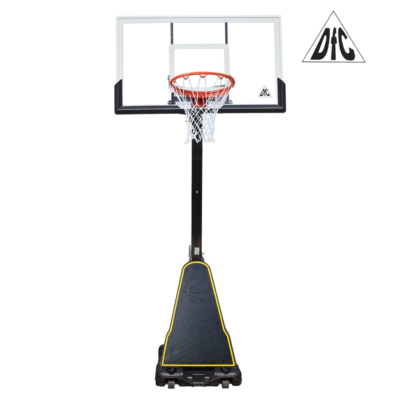 Мобильная баскетбольная стойка 54   DFC STAND54G - Мобильные стойки, артикул:5016