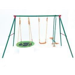 Детский уличный комплекс DFC MSG-01 - Уличное оборудование, артикул:7039