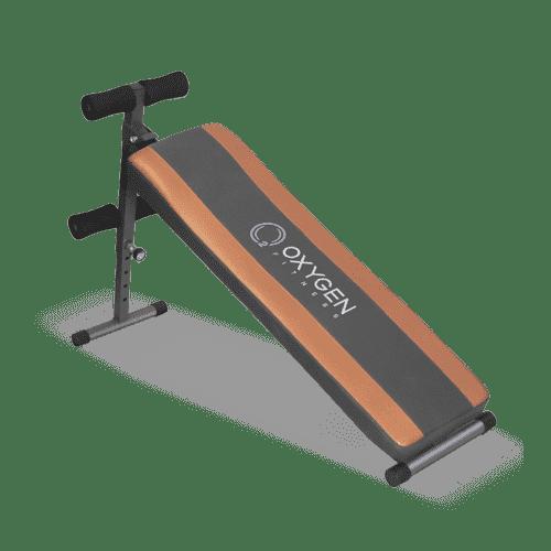 Скамья для пресса прямая Oxygen Flat Sit Up Board - Для пресса, артикул:3714