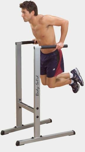 Брусья Body Solid GDIP-59 - Для мышц рук, артикул:4428