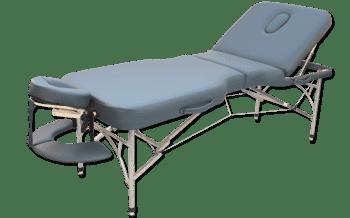 Складной массажный стол Vision Apollo Violin синий - Массажные столы, артикул:7371