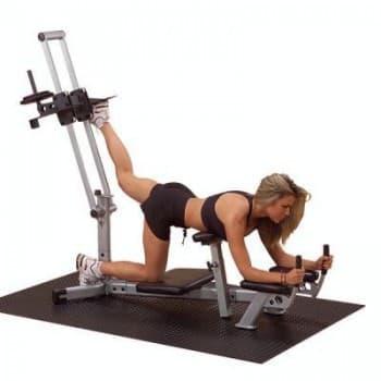 Тренажер для задней поверхности бедра Body-solid PGM-200 - Для мышц ног, артикул:1481