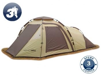 Кемпинговая палатка World of Maverick FAMILY COMFORT - Палатки, артикул:8002