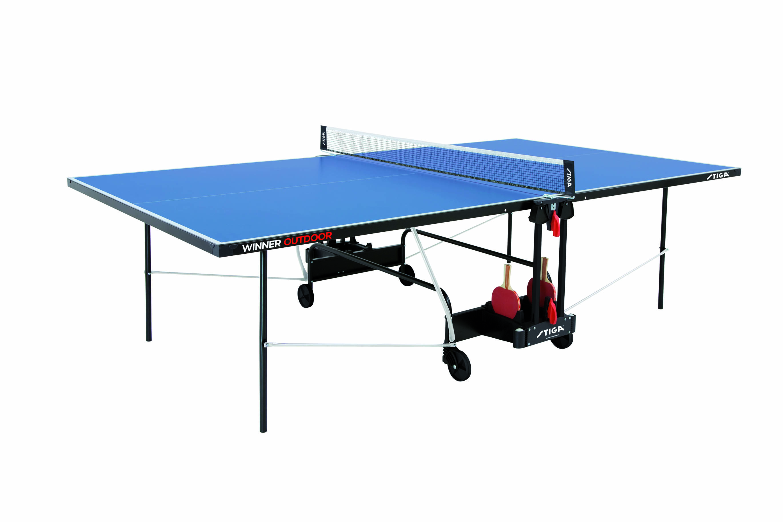 Теннисный стол Stiga Winner Outdoor - Теннисные столы всепогодные, артикул:1123