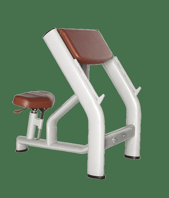 Скамья Скотта BRONZE GYM H-040A - Для мышц рук, артикул:4379
