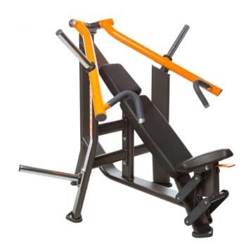 Жим от груди AeroFit Professional Inotec Athletic Line А2 - Со свободными весами, артикул:10458
