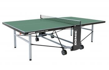 Теннисный стол Donic Outdoor Roller 1000 зеленый - Теннисные столы всепогодные, артикул:6314