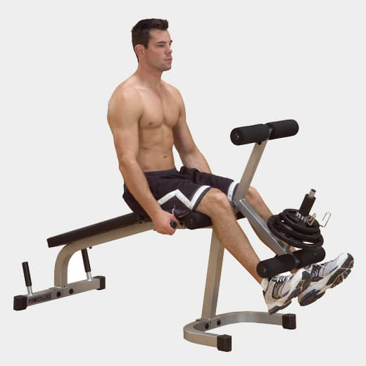 Скамья для ног Body-Solid GLCE-65 - Для мышц ног, артикул:4432