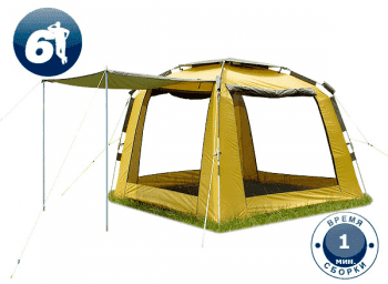Шатер-тент World of Maverick FORTUNA 300 Premium - Палатки, артикул:8085