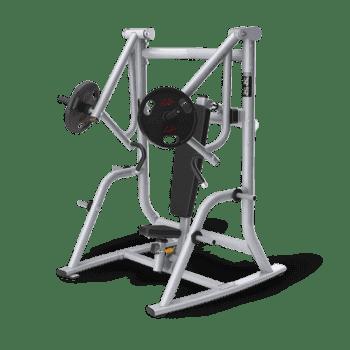 Независимая вертикальная скамья для жима Matrix Magnum MG-PL12 - Со свободными весами, артикул:9245