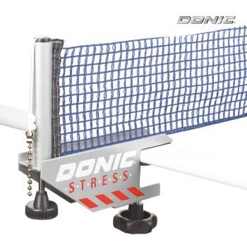 Сетка с креплением Donic STRESS серый/синий - Ракетки, артикул:6619