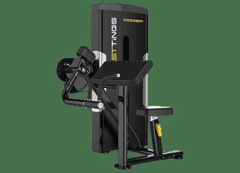 Бицепс-машина Hasttings Digger HD006-1 - Со встроенными весами, артикул:9453
