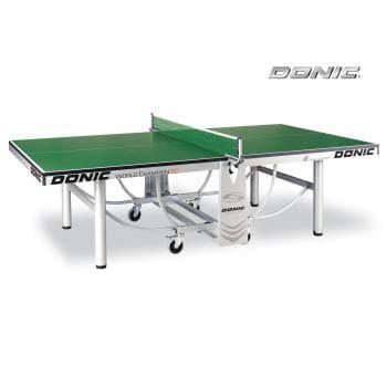 Теннисный стол Donic World Champion TC зеленый - Теннисные столы для помещений, артикул:6253