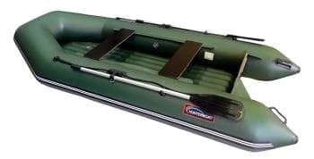 Надувная лодка Хантер 320 ЛН зеленый - Хантер, артикул:6273