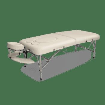 Складной массажный стол Vision Apollo Topmaster бежевый - Массажные столы, артикул:7364
