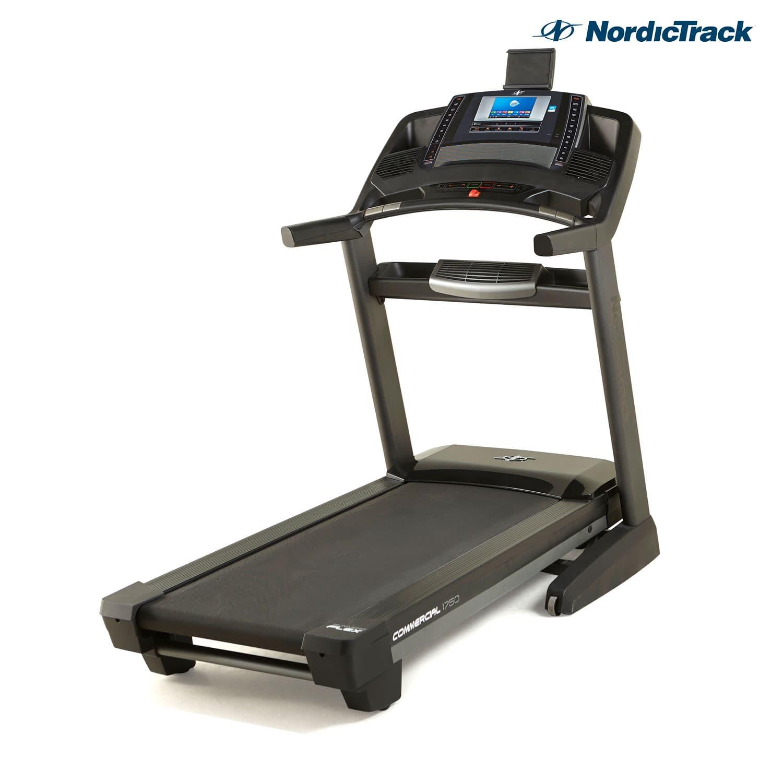Беговая дорожка NordicTrack Commercial 1750 - Беговые дорожки, артикул:4985