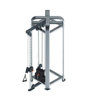 Регулируемая тяга AeroFit Professional Inotec Functional Line MJ-AP - Со встроенными весами, артикул:10430