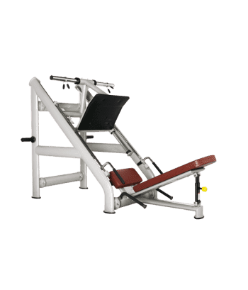 Жим ногами под углом 45 градусов Bronze Gym H-022 - Для мышц ног, артикул:6817