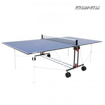 Теннисный Donic Indoor Roller SUN синий - Теннисные столы для помещений, артикул:6255