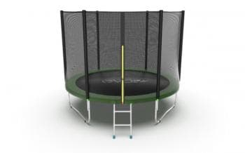 Батут Evo Jump External 10ft (Green) - Разное, артикул:10753