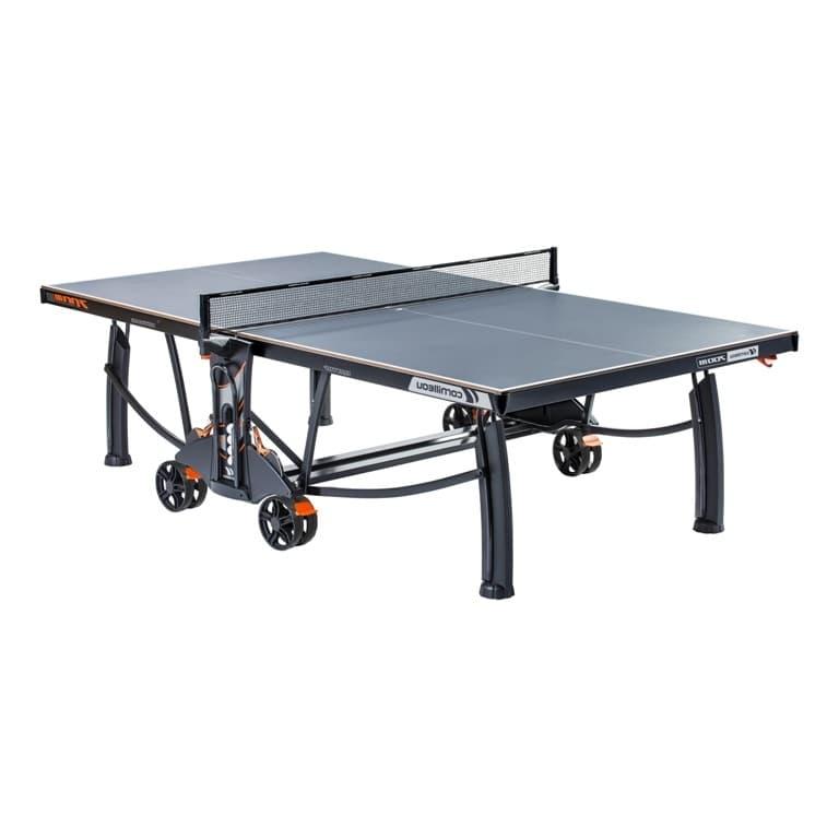 Теннисный стол Cornilleau 700M Crossover Outdoor (серый) - Теннисные столы всепогодные, артикул:4827